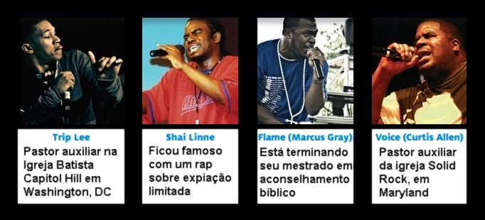 rappers calvinistas descricao